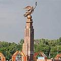 Статуя Свободы, Бишкек