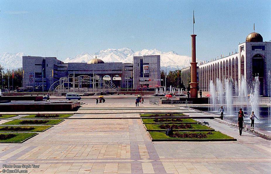Фото Бишкека