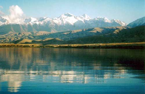Image result for LAKE ISSYK KUL