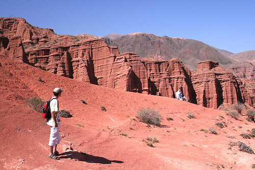 Konorchak Canyons
