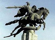 Manas monument