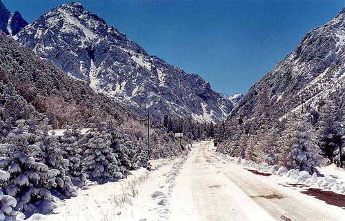 Климат Кыргызстана
