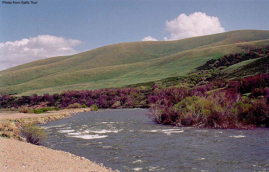 Реки и озёра Кыргызстана