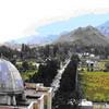 Talas town. Kyrgyzstan