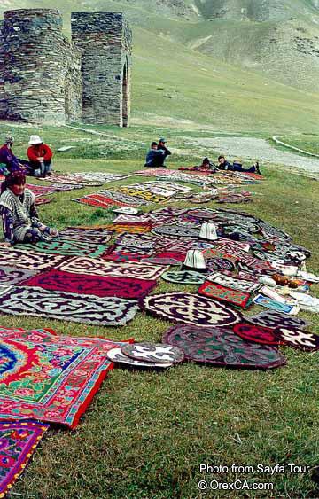 Фото Кыргызстана